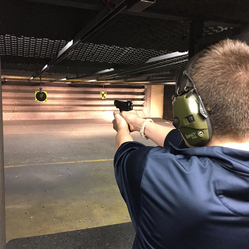 Older indoor range